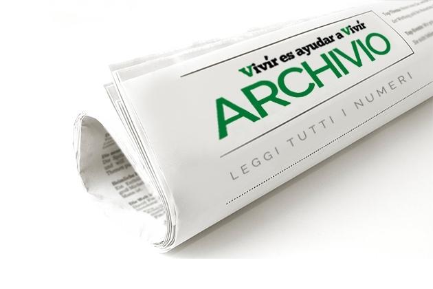 Archivio - Vivir es ayudar a vivir