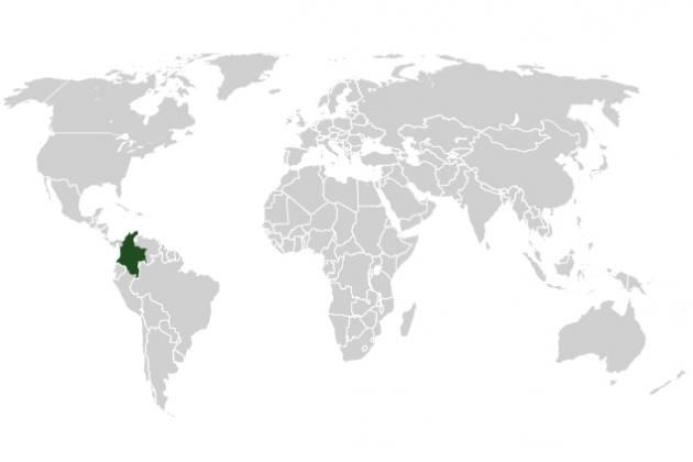 Progetto Colombia- Regionale Tolima