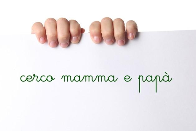 CERCO MAMMA E PAPA'